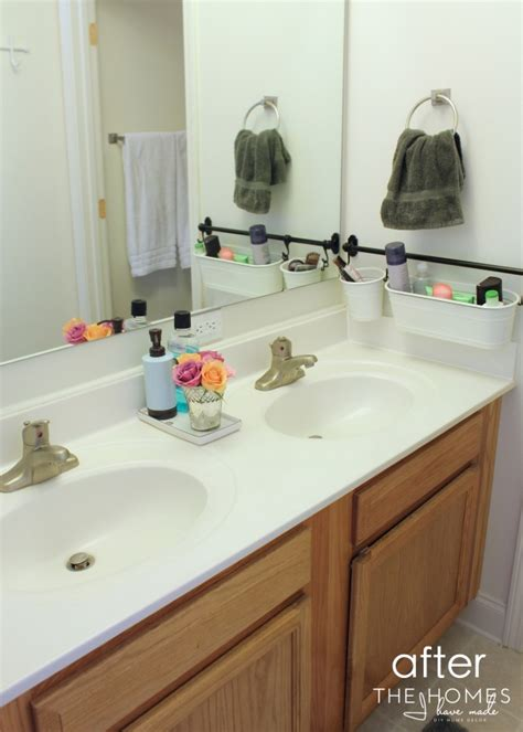 how to organize a bathroom how to organize your bathroom in a weekend or less