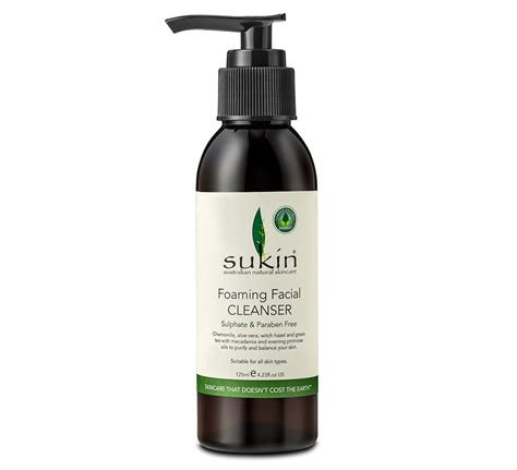 Sukin Foaming Cleanser sukin foaming cleanser bodylounge