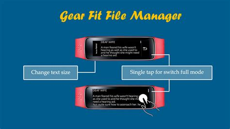 gear fit manager apk gear fit file manager 1 1 apk tools apps