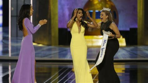 Odu Mba Gmat Score by Miss America 2014 2 Asian And Indian On September