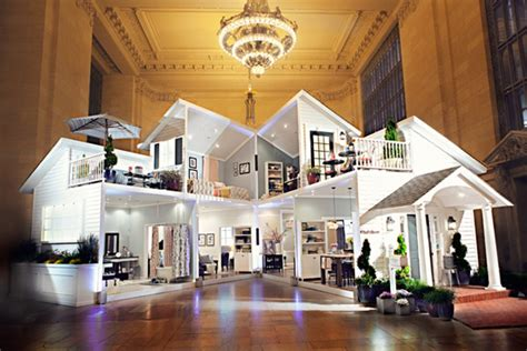 cool doll houses target s grand central dollhouse thee blog