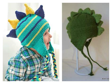 free knit pattern dinosaur sweater dinosaur hat free knitting pattern
