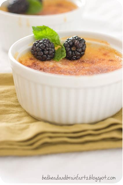 creme brulee for a crowd recipe bedhead and brainfarts super bowl food recipe roundup