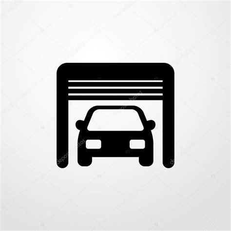 Auto Anmeldung by Auto In Der Garage Symbol Auto Garage Anmelden