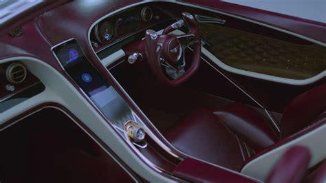 bentley cars interior bentley exp 12 speed 6e concept