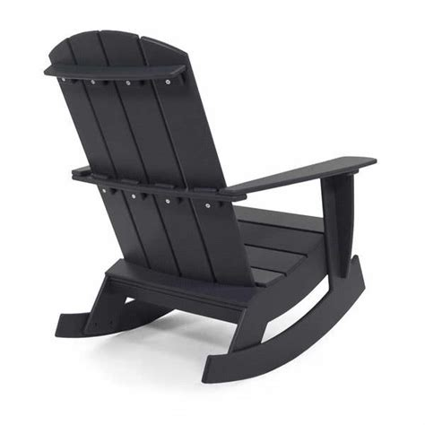 Ideas Design For Adirondack Rocking Chair Plastic Adirondack Rocking Chair Home Furniture Design