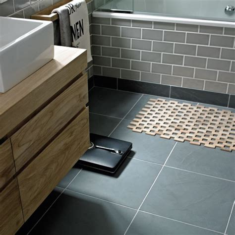 bathroom flooring ideas uk urban slate from fired earth bathroom flooring ideas