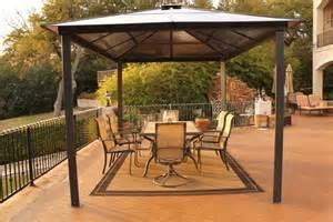 hardtop patio gazebo outdoor patio grill gazebo gazeboss net ideas designs