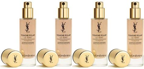 Ysl Touch Foundation by Ysl Touche Eclat Le Teint Radiance Awakening Foundation