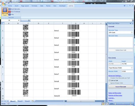 epl qr code exle identifying objects by tec it barcode printing for