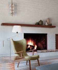 Fireplace mantle images white brick wall living room with fireplace