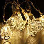 novelty string lights for cing outdoor string lights lending a festive look decor