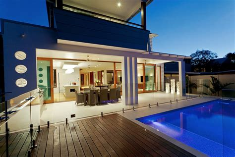 home design queensland queenslander house chris clout design