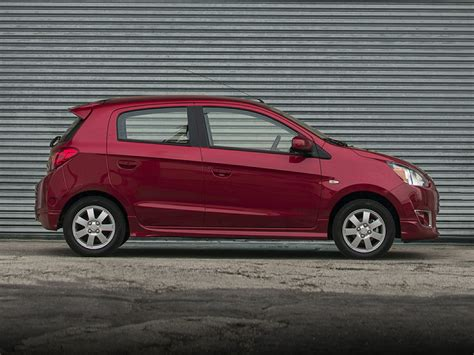 mitsubishi mirage hatchback 2015 2015 mitsubishi mirage price photos reviews features
