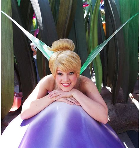 tinkerbell hairstyle tinkerbell party ideas