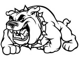 Bulldog Coloring Pictures Coloring Home Bulldog Coloring Pages