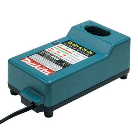 makita 7 2 volt 18 volt universal battery charger dc1804