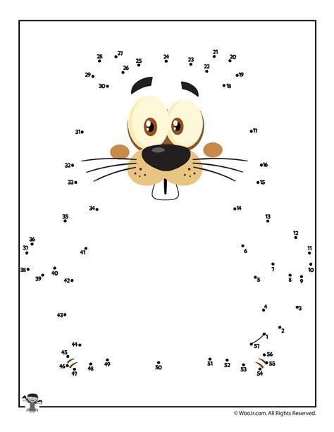 groundhog day activities groundhog dot to dot printable woo jr activities