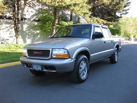 how cars work for dummies 2003 gmc sonoma electronic valve timing 2003 gmc sonoma sls 4wd crew cab v6 loaded super clean