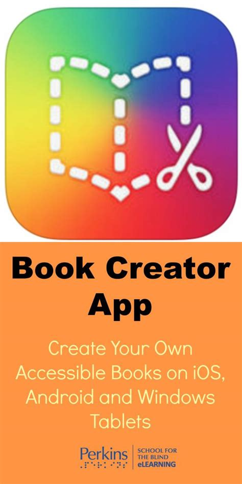 picture book creator book creator app create your own accessible books on ios