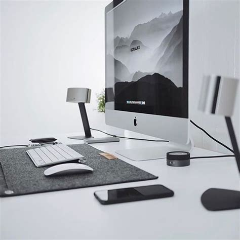 20462 Best Gaming Desks Images On Pinterest Best Computer Desk For Imac