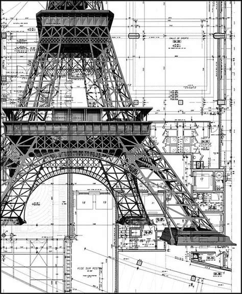 the design layout and architecture of the tower of london eiffel tower layout imagine the complexity paris