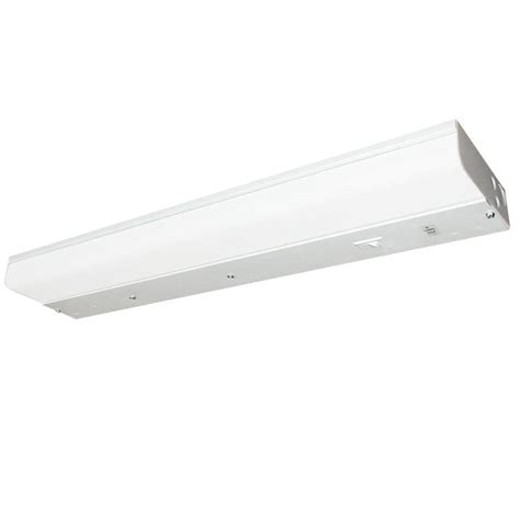 Lithonia Lighting 2 Light White T12 Fluorescent Shop Light 48 Fluorescent Light Fixture Home Depot