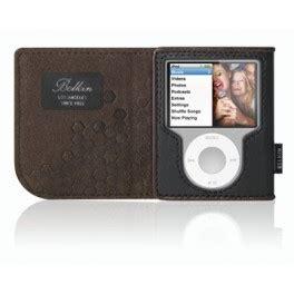 Belkins Folio Ipod Nano With Mirror by Belkin Leather Folio For Ipod Nano Black Chocolate