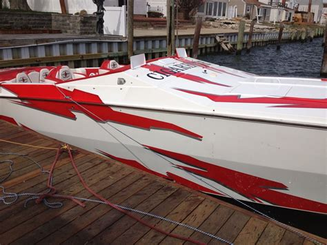 cigarette boat price new cigarette 2001 for sale for 108 500 boats from usa
