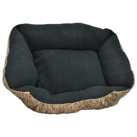 dog bed with sides wholesale small rectangle pet bed 14 quot x19 quot x7 quot with sides a