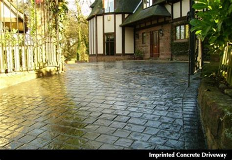 78 best images about concrete driveway finishes on