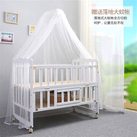 Folding Baby Bed Folding Baby Bed Baby Crib Folding Portable Travel Baby Bed Inbaby Cribs From On Aliexpress