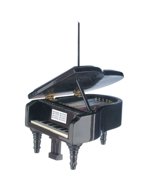 buy grand piano christmas ornament music gift