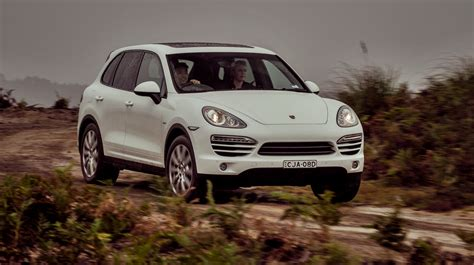 Porsche Cayenne Diesel S Review by Porsche Cayenne Diesel Review Photos Caradvice