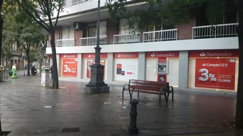 oficina banco santander barcelona santander abre desde este lunes 500 oficinas por la tarde