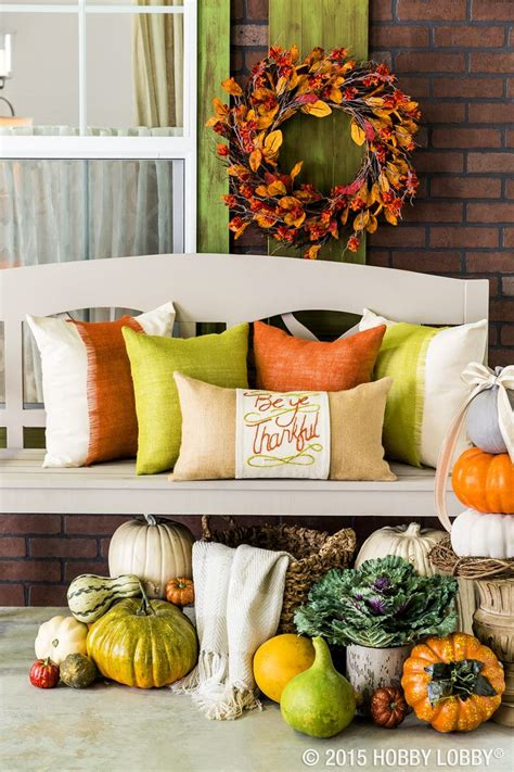 hobby lobby fall table runner 210 best thanksgiving decor crafts images on