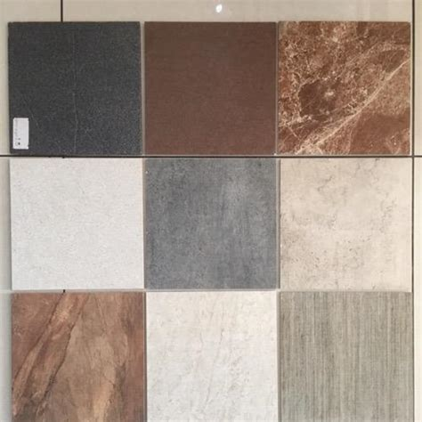 kajaria bathroom floor tile size  cm  feet rs