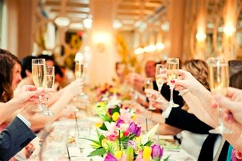 Wedding Toasts by Five Steps To Write A Wedding Toast With Sles