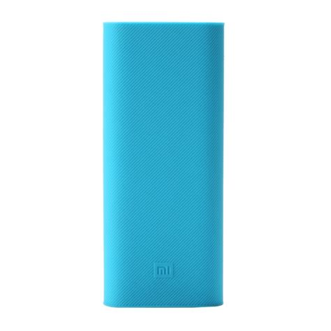 Power Bank Xiaomi 80000 Mah jual xiaomi silicon for mi power bank 16000 mah blue indonesia original murah