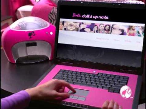 Nail Printing 2009 doll d up nails b nails digital nail printer commercial