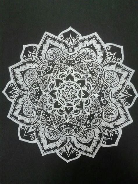black and white henna wallpaper trending tumblr
