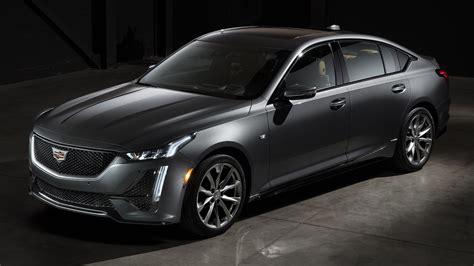 2020 Cadillac Ct5 Mpg by 2020 Cadillac Ct5 Sedan Revealed Ahead Of 2019 New York