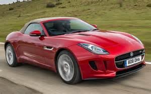 jaguar f type convertible review