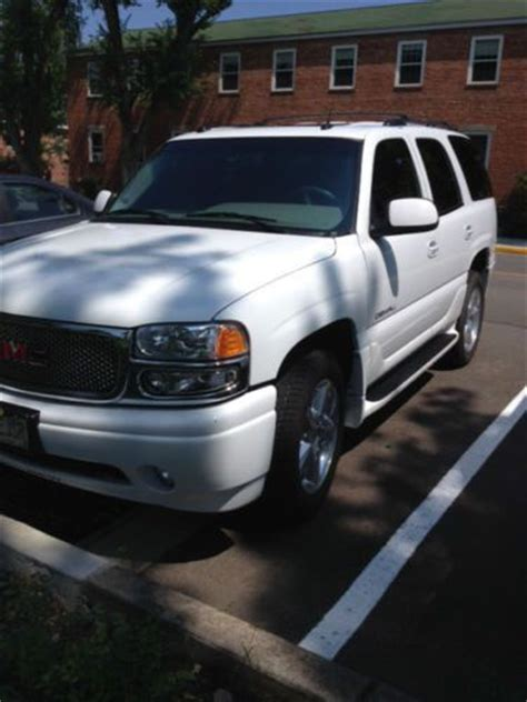 on board diagnostic system 2011 gmc yukon electronic toll collection purchase used gmc yukon denali 2005 in grants pass oregon united states