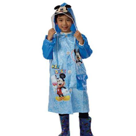 Jas Hujan Anak Anak Blue jas hujan anak size m blue jakartanotebook