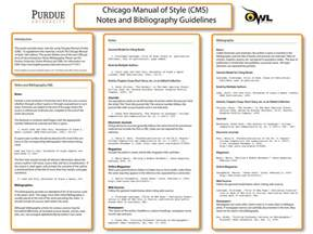 Chicago Manual Of Style Sample Essay Chicago Style Guide Chicago Style Guide For Upper School