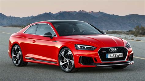 Audi V6 by All New Audi Rs 5 Coup 233 Debuts 2 9l Turbo V6 444 Hp