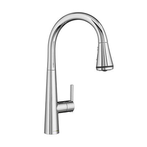 american standard single handle kitchen faucet american standard edgewater single handle pull