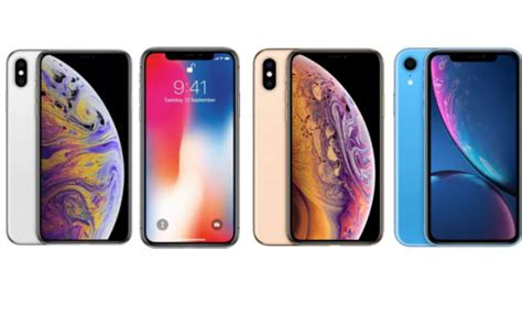 x iphone vs xs iphone xs max vs iphone xs vs iphone x vs iphone xr price in india specifications features