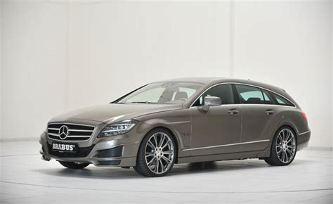 Brabus Mercedes CLS Shooting Brake is a Torque Tastic